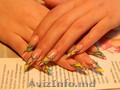 Качественное наращивание ногтей и покрытие гель-лаком